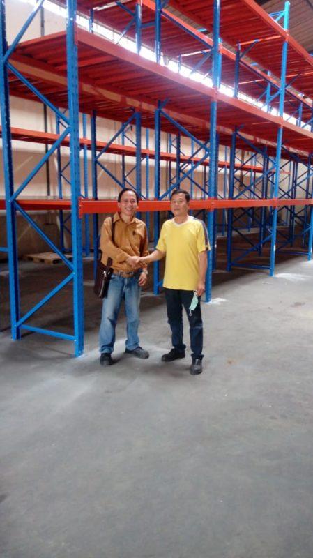 Jasa bongkar pasang rak di Bogor