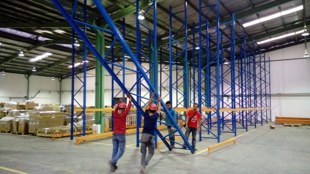 Jual Rak Gudang Heavy Duty di Pangkalan Lada Kotawaringin Barat
