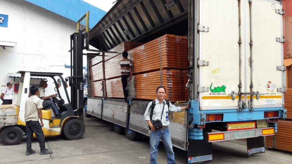 Jual Rak Gudang Heavy Duty di Subang