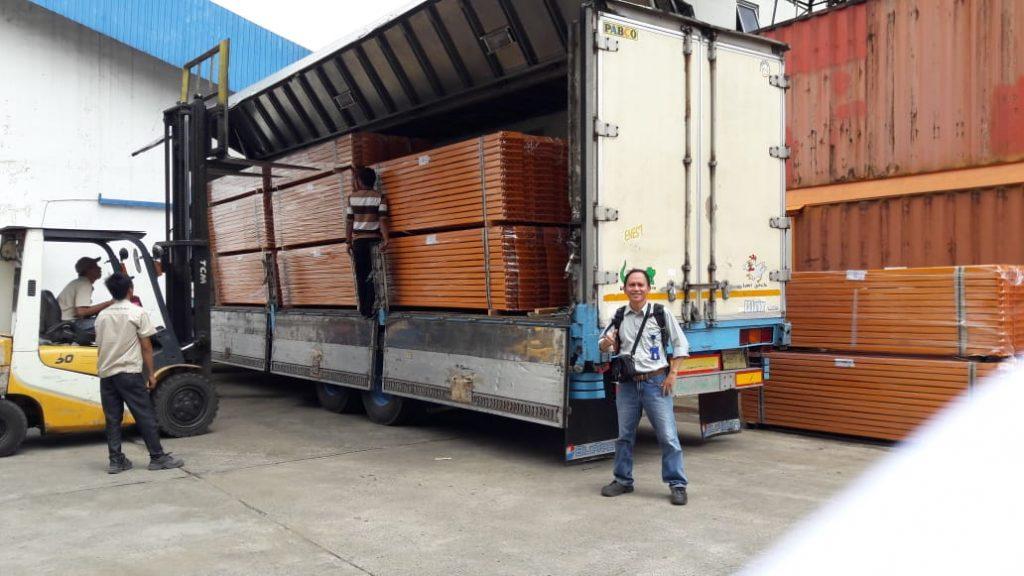 Jual Rak Gudang Heavy Duty di Mojowarno Jombang