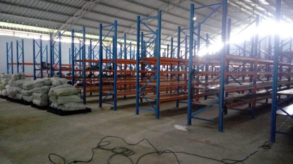Jual Rak Gudang Heavy Duty di Pulau Malan Katingan