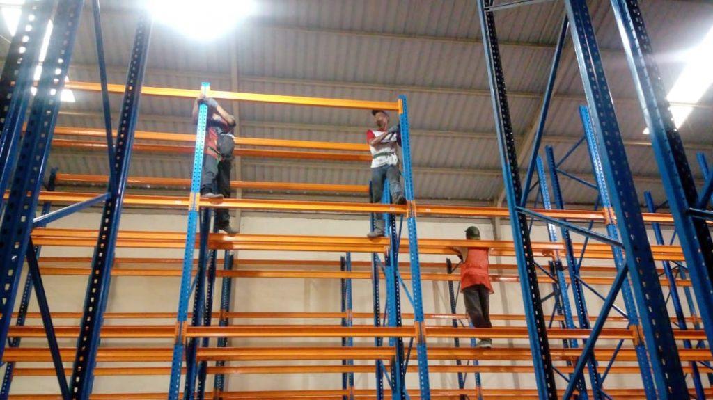 Jual Rak Gudang Heavy Duty di Samarinda Ulu Kota Samarinda