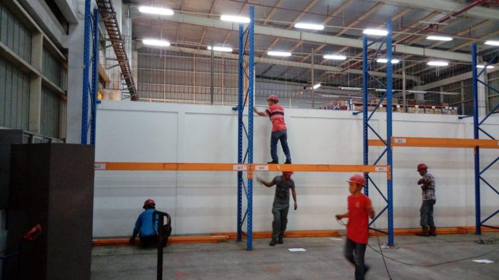 Jual Rak Gudang Heavy Duty di Jatilawang Banyumas