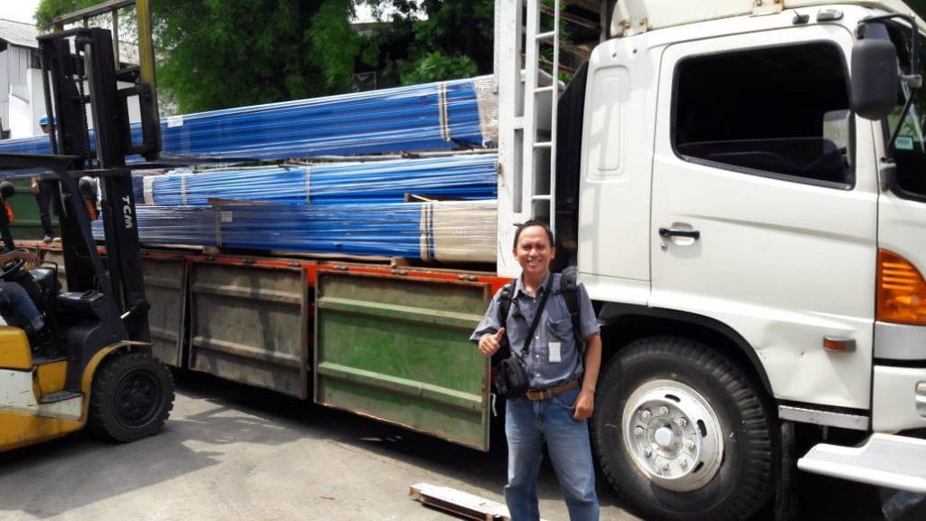 Jual Rak Gudang Heavy Duty di Cibatu Bekasi
